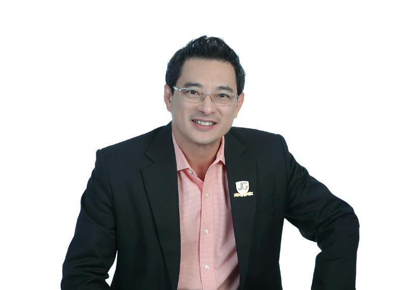 Motivator Indonesia James Gwee